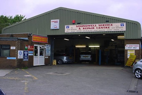 Soundwell Service And Repair Car Repair In Bristol